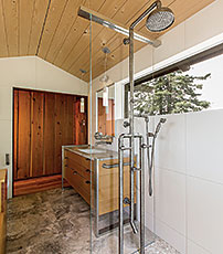 Sonoma Forge shower system