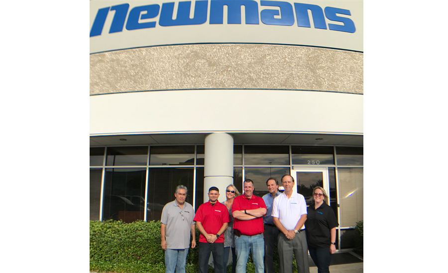 Newmans Valve recently held its grand opening celebration that attracted a who's-who