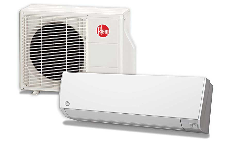Rheem, Ruud mini-split heat pump