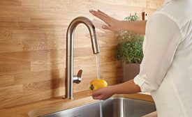 American Standard touchless faucet