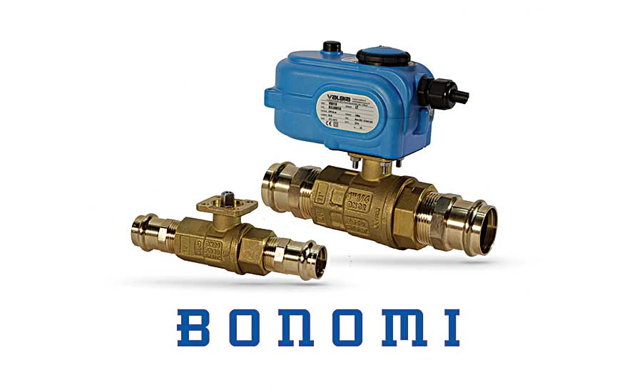 Bonomi North America ball valve package