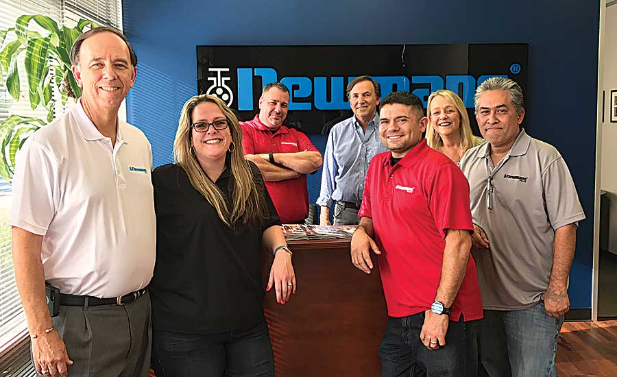 Newmans Valve hosts grand-opening event