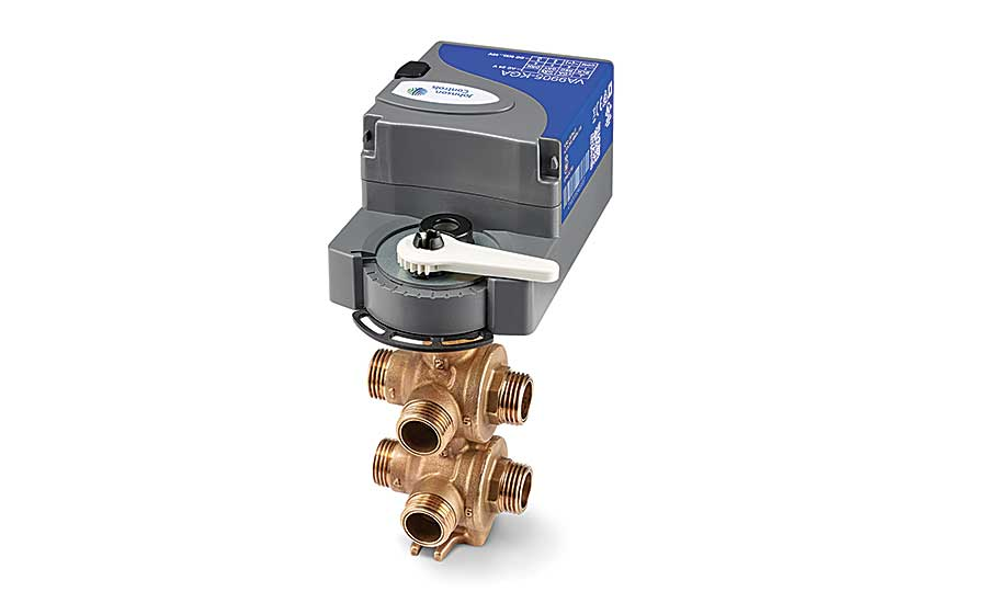 Johnson Controls valve and actuator line