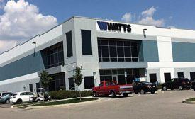 Watts hosts open house at new distribution center