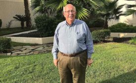 PVF Roundtable Vice President and Board of Directors member Harold Armstrong