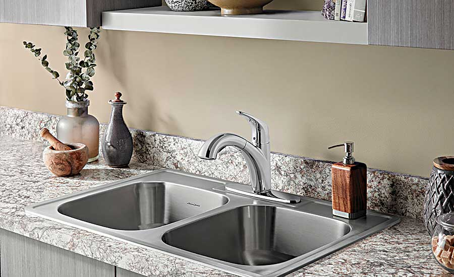 American Standard water-efficient kitchen faucets | 2017-09-21 ...