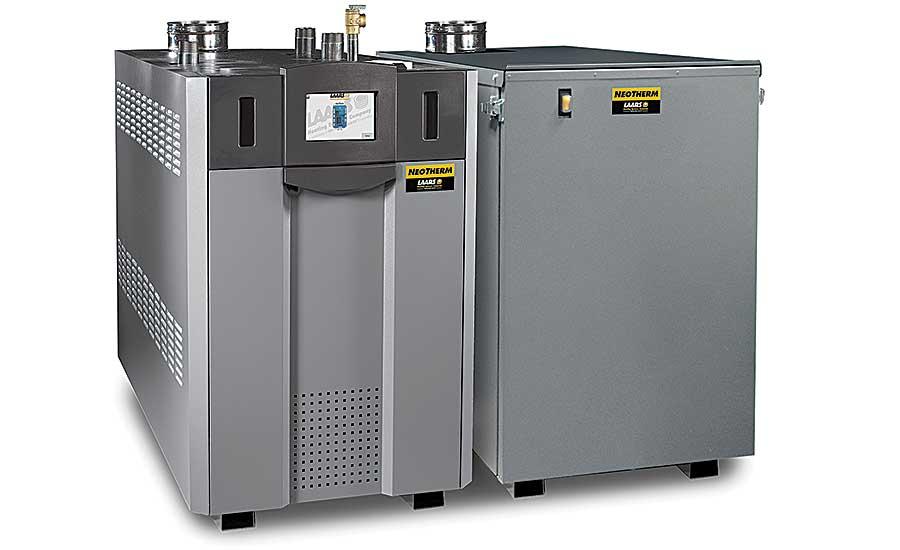 Laars Boiler And Volume Water Heater