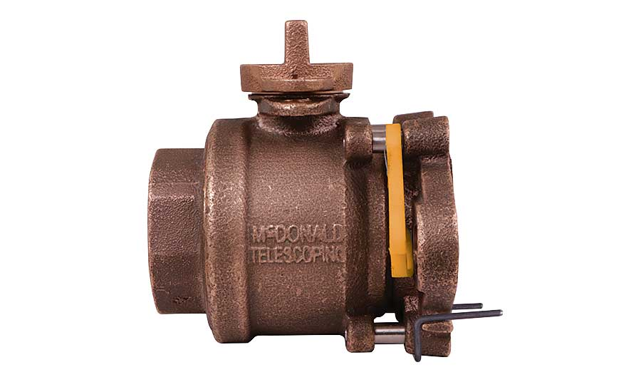 A Y Mcdonald Meter Flange 2018 04 24 Supply House Times