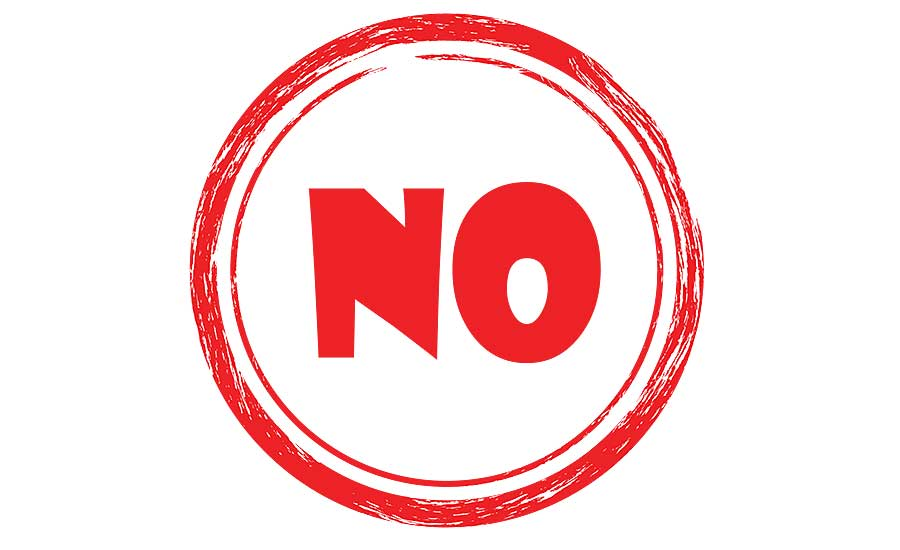 Women in Industry: The power of saying no