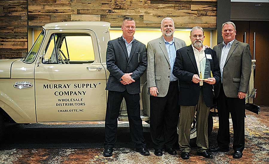 Murray Supply holds recognition dinner