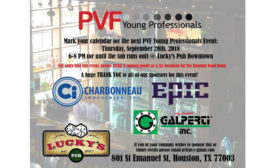 Also, the PVF Roundtable's Young Professionals group will meet on Sept. 20.