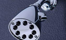 Crosswater London Elements 8-Jet showerhead