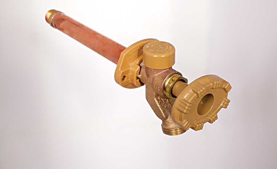 Woodford anti-burst faucet   2018-08-14   Supply House Times