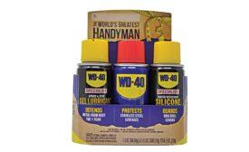WD-40 gel lubricant