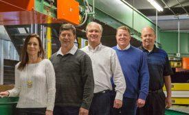 TDP'S executive team