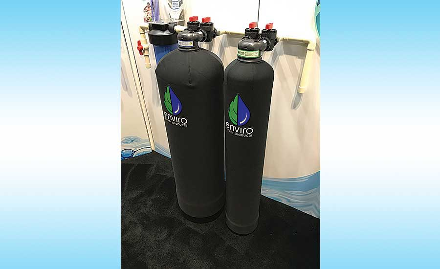 Enviro Water Products whole-house water-filtration system (KBIS Preview)