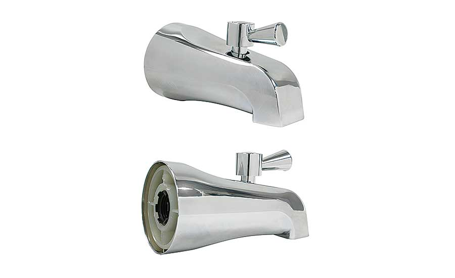 Kissler & Co. diverter tub spout