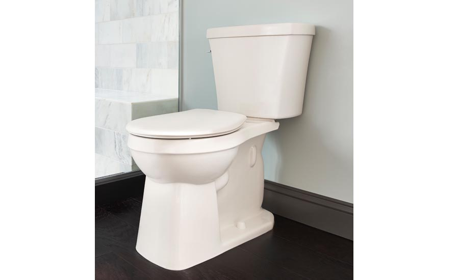 Gerber showcased its Avalanche Elite line of toilets at Design and Construction Week.