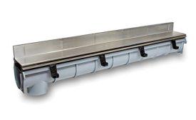 Watts slot drain option