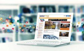 Examples of destination websites include Grainger, Ferguson, MSC Industrial Supply and Amazon.