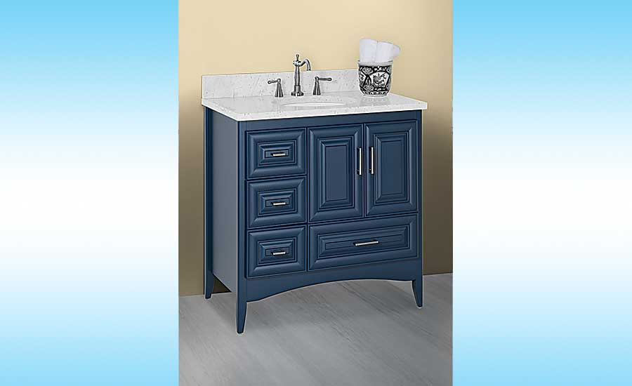 Strasser Woodenworks bath furniture