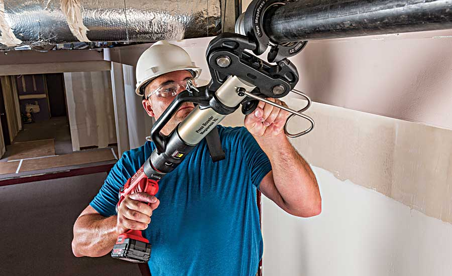 Plumbing tool trends: Efficiency rules the day