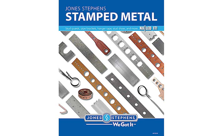 Jones Stephens stamped-metal product line