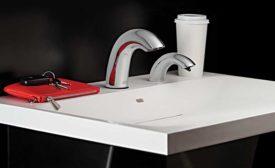 Zurn handwashing system