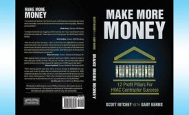 New HVAC book: 'Make more money'