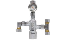 Webstone angled shutoff valves