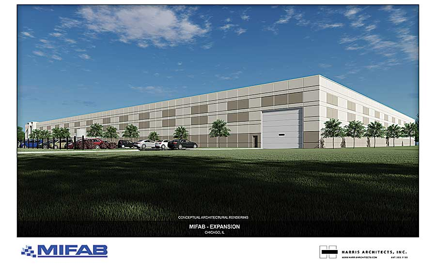 MIFAB announces Chicago expansion