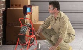 General Pipe Cleaners video inspections