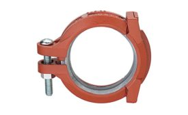GRINNELL one-bolt coupling