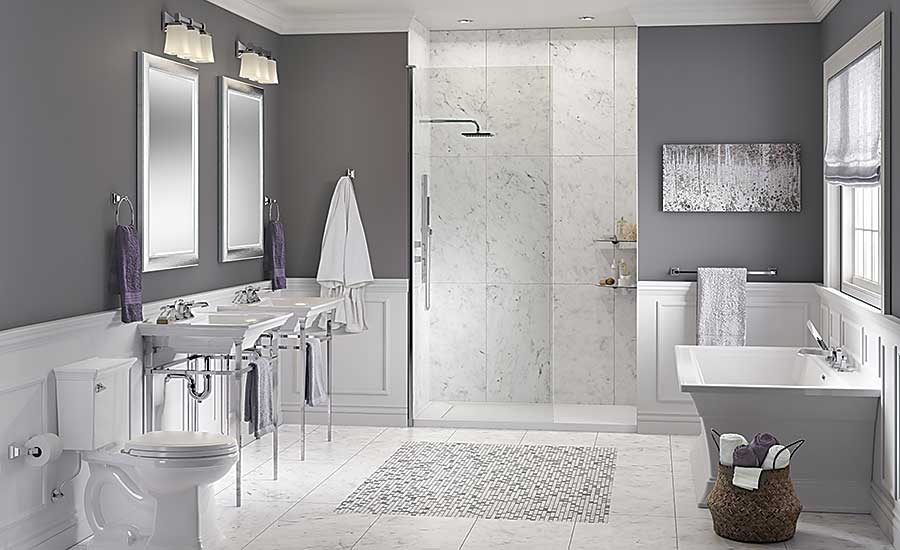 American standard bathroom fixtures and faucets
