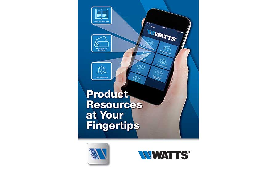Watts mobile app