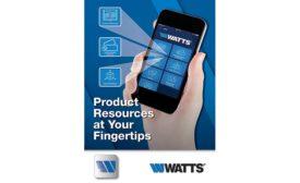 Watts mobile app