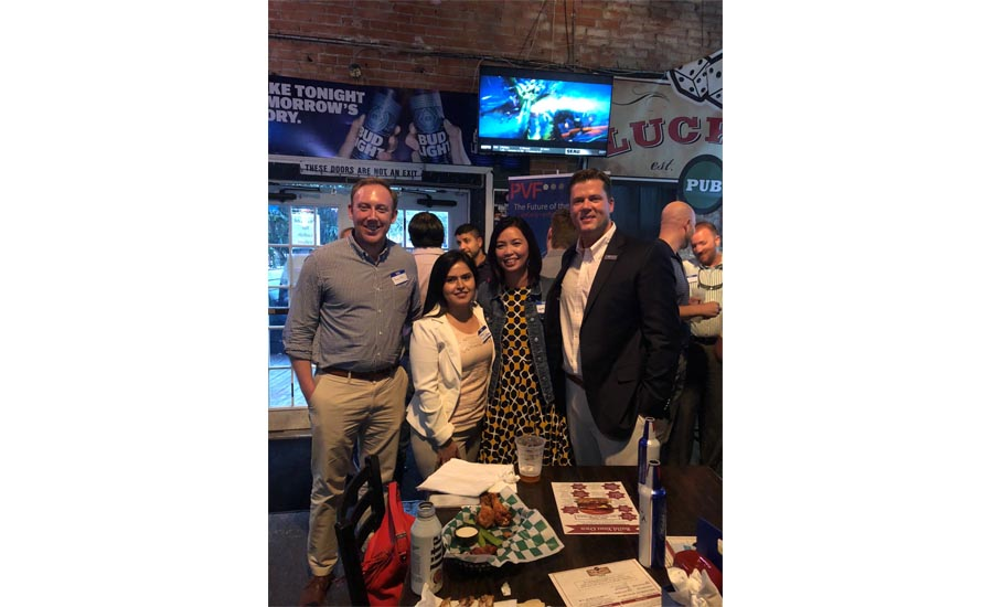 PVF YPs met September 20th for its Q3 Networking event.