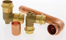 NIBCO press-connect fittings