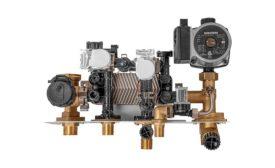 Navien fire-tube combi boilers