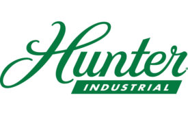 Hunter Industrial Fans will be featured on Discover Channel's Garage Rehab.