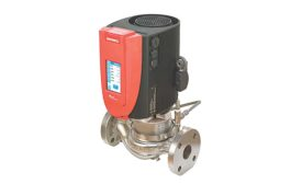 Armstrong Fluid Technology stainless steel pumps (AHR Expo Preview)