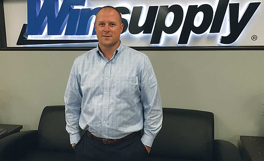Winsupply Vice President of Operations Rob Ferguson
