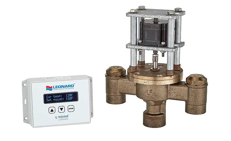 Leonard Valve digital temperature control