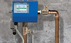Powers smart mixing valve
