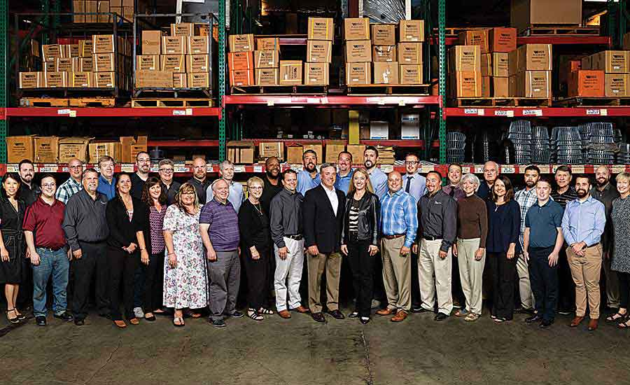 2019 Supply House Times Manufacturers Rep of the Year: Hollabaugh Brothers & Associates