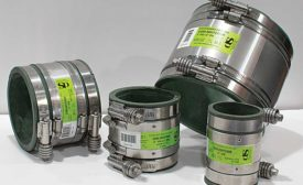 Dallas Specialty and Manufacturing green couplings