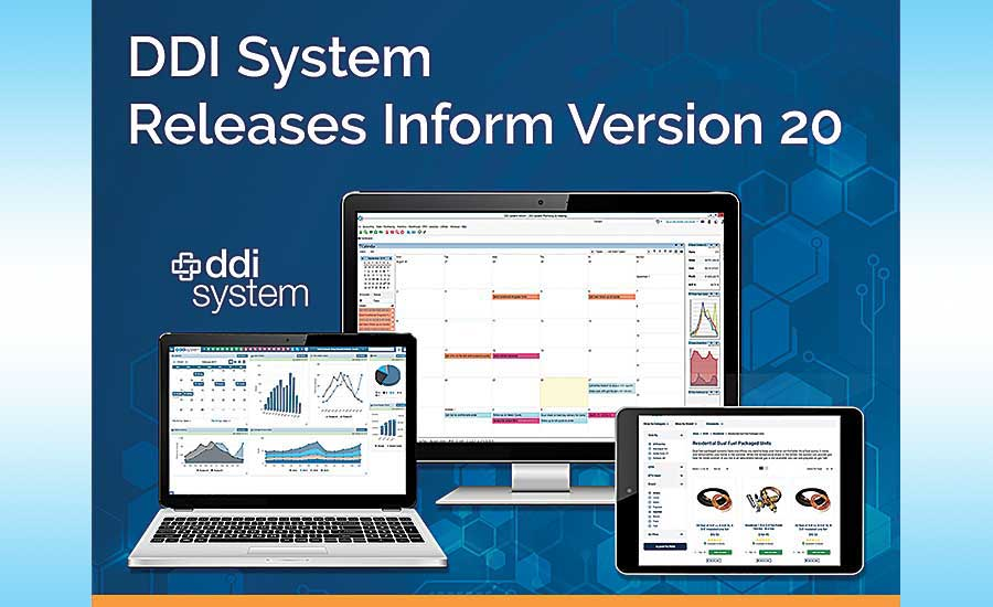 DDI System distribution software