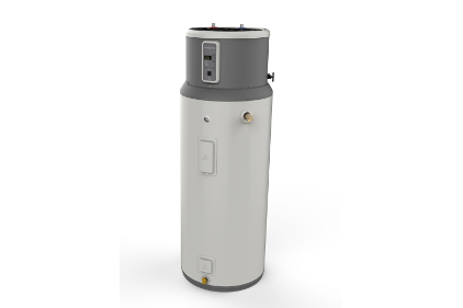 ge introduces larger capacity geospring hybrid electric water heater 2014 04 25 supply house. Black Bedroom Furniture Sets. Home Design Ideas