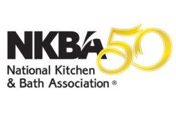 NKBA 50 anniversary logo