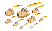 Leaded Brass Ball Valves